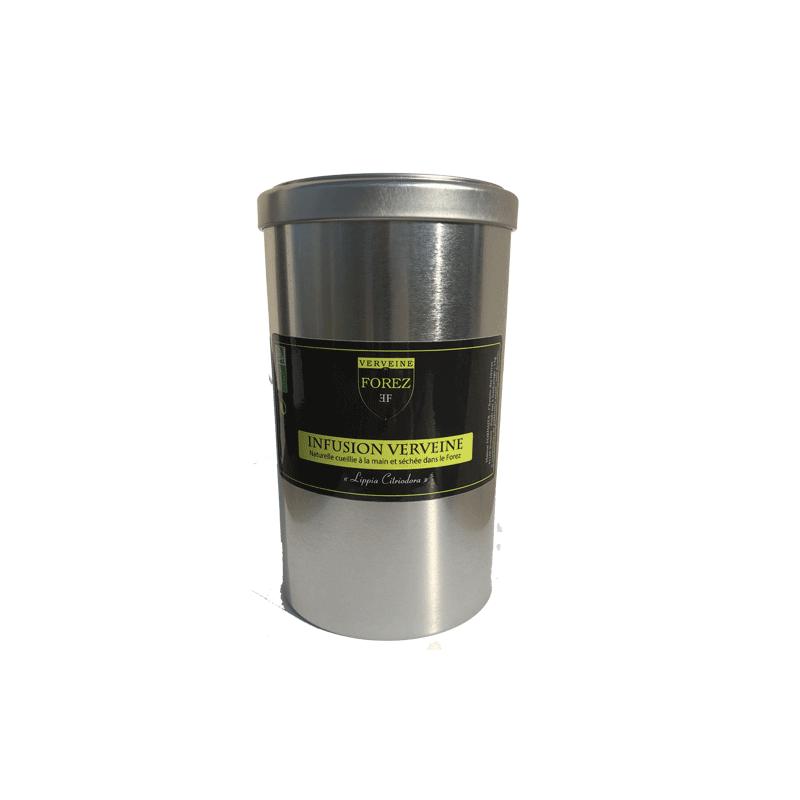 Infusion Verveine - Boîte métal longue conservation 15gr - BIO*