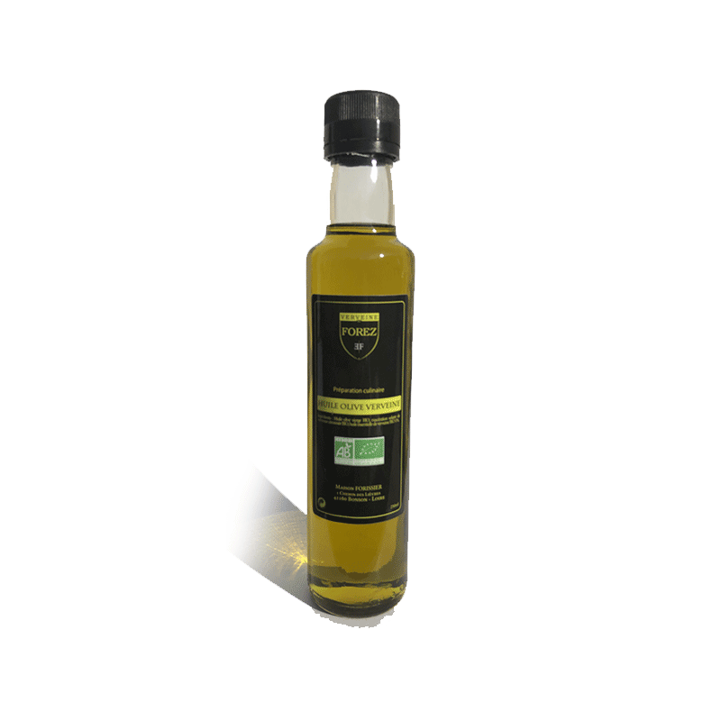 Huile d'olive à la Verveine 250ml