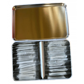 Boite vintage 50 infusettes individuelles